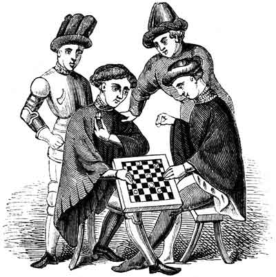 Checkers draughts history