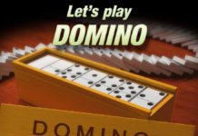 Play Dominoes game online