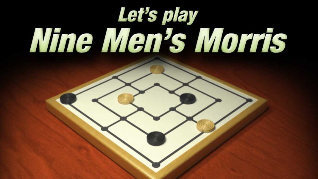 Nine men's morris mill game online