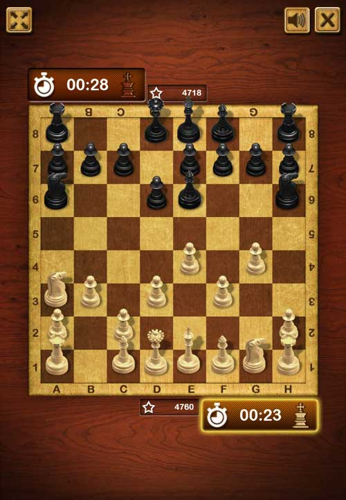 Play easy chess game online
