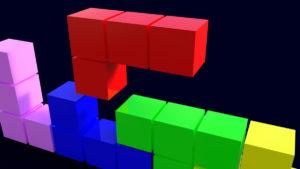 El juego cubos que caen en línea gratis