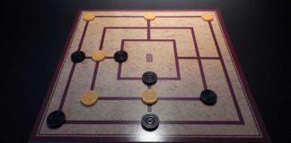 Nine men's morris mill game online