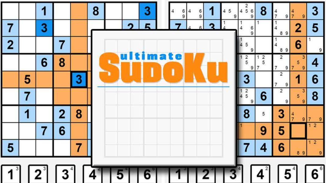 Juego en línea gratis de Sudoku