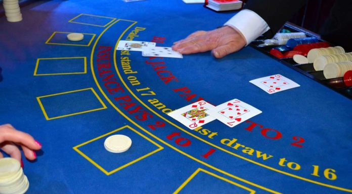 Blackjack free online card game