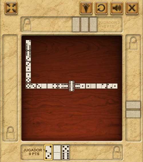 Juega el juego de dominó en línea