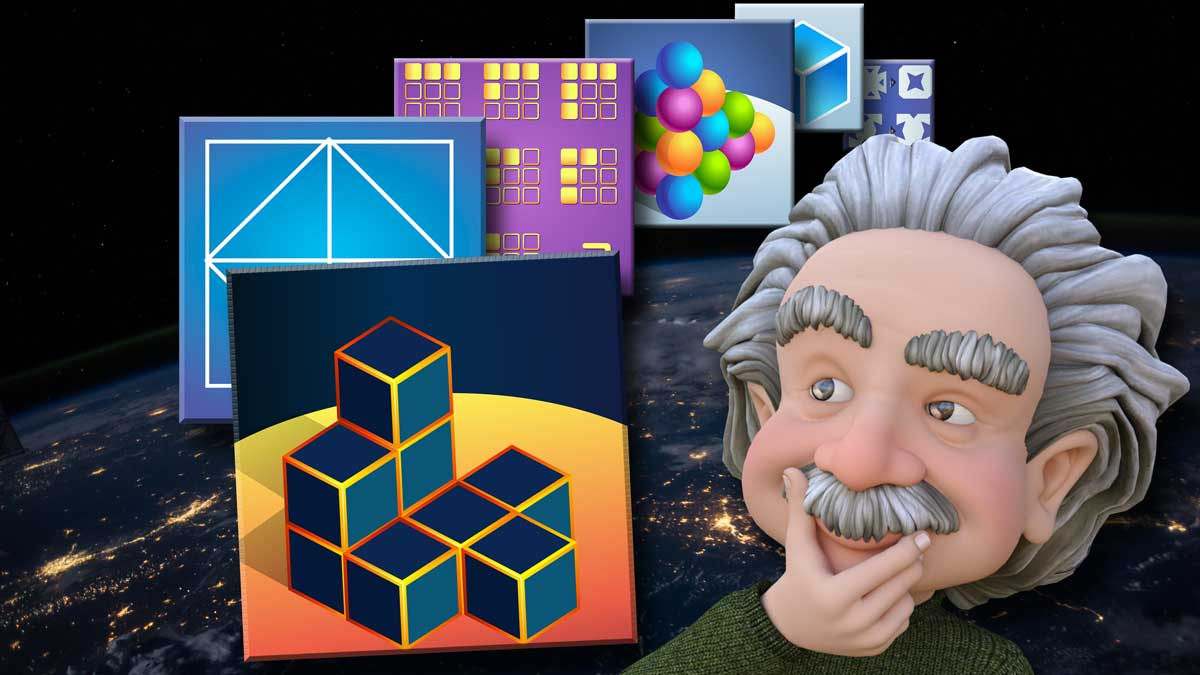 Visual Intelligence Test Quiz IQ Game