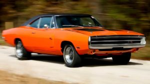 The Classic Muscle Car Quiz