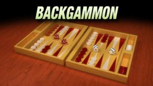 Play Backgammon game online