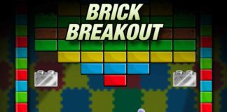Play Brick breakout online