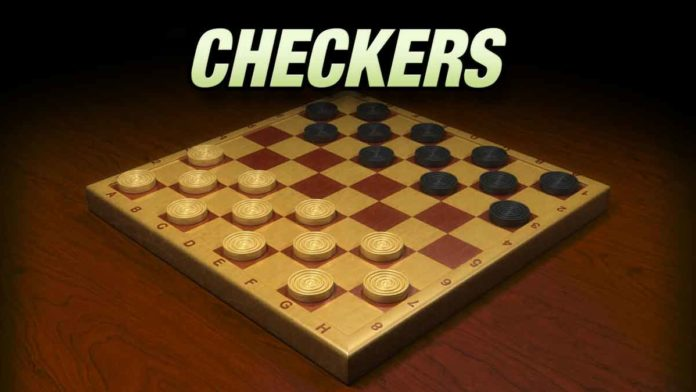 Play the online Checkers game