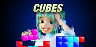 Play online Cube Block game