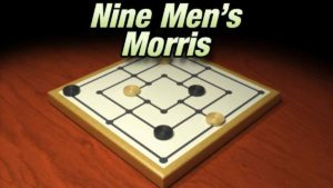 Play Nine men's morris online mill game