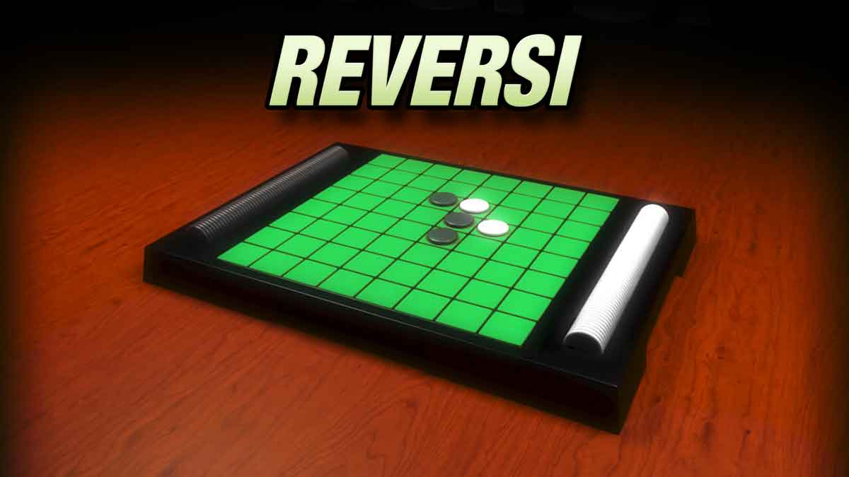 Play Reversi Othello game online