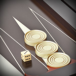 Backgammon game app for Android