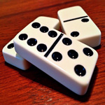 Dominoes game app for Android