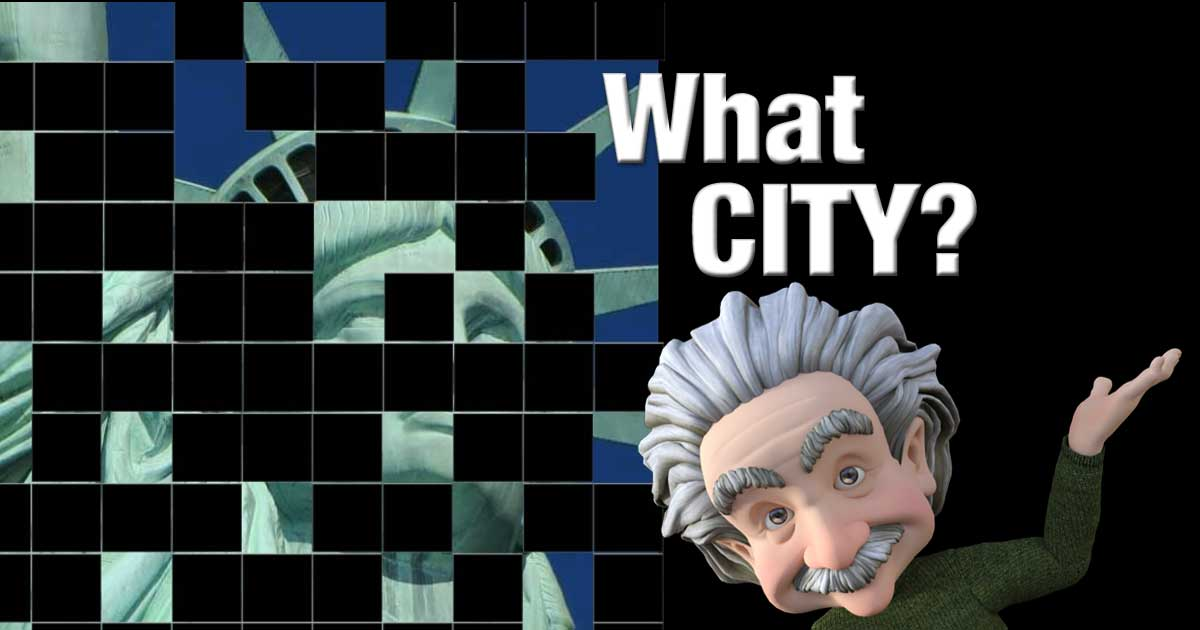 City Quiz - fun quiz with images
