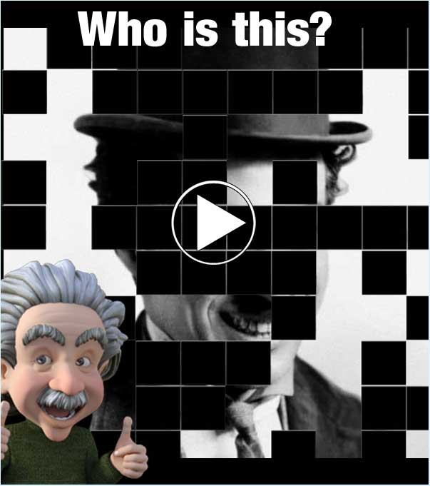 History Trivia Quiz game: Famous people