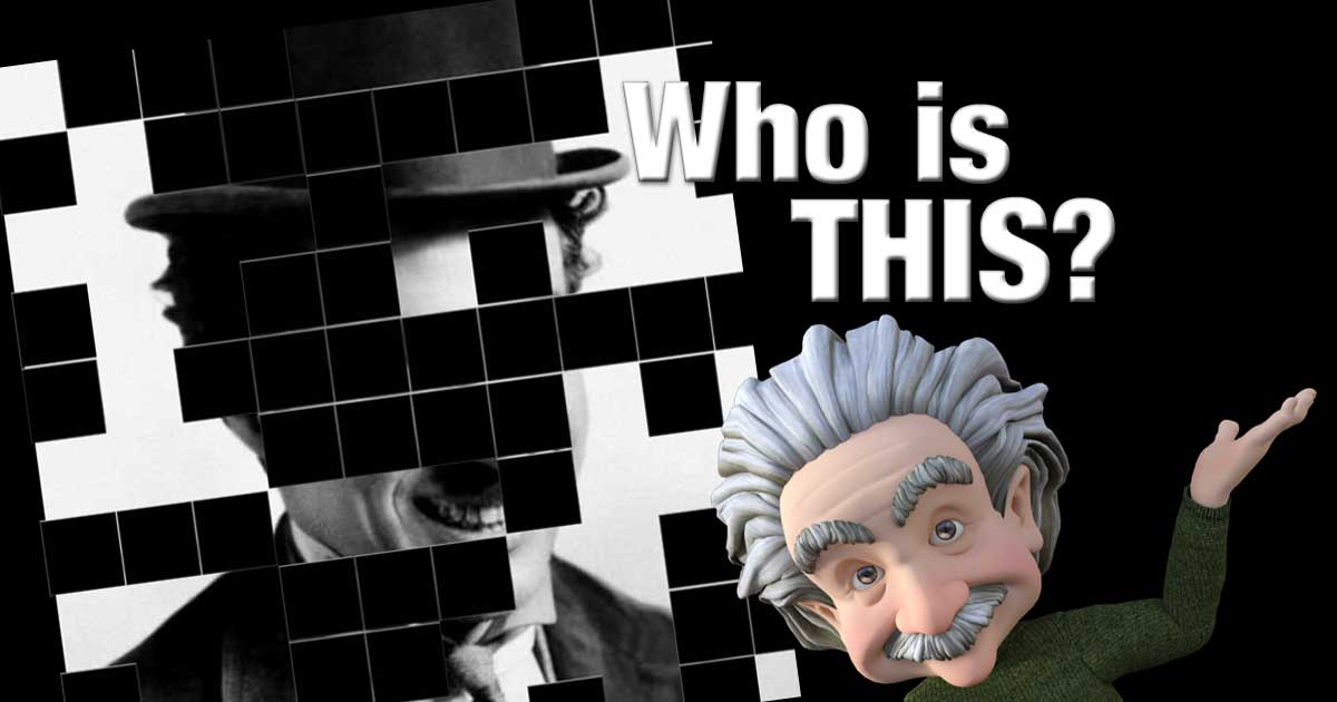 Image history quiz: who is this?