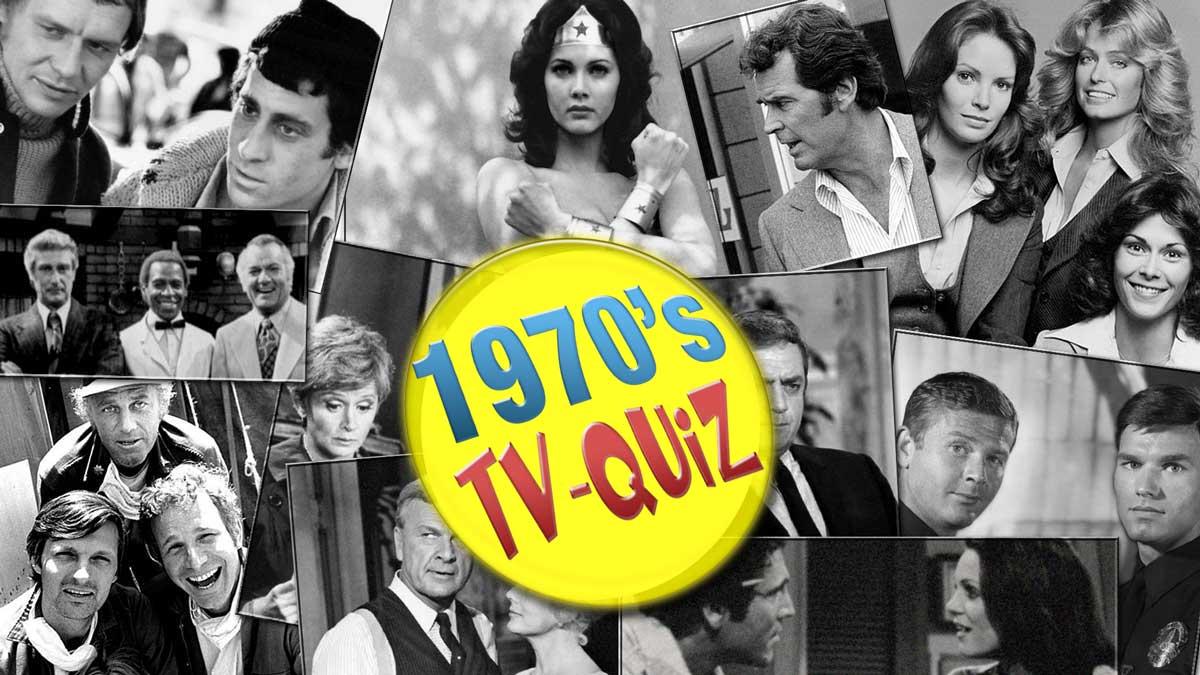 1970's TV-Quiz