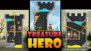 Treasure Hero Game