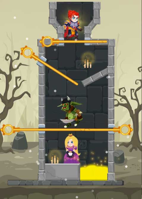 Play the Treasure Hero Game