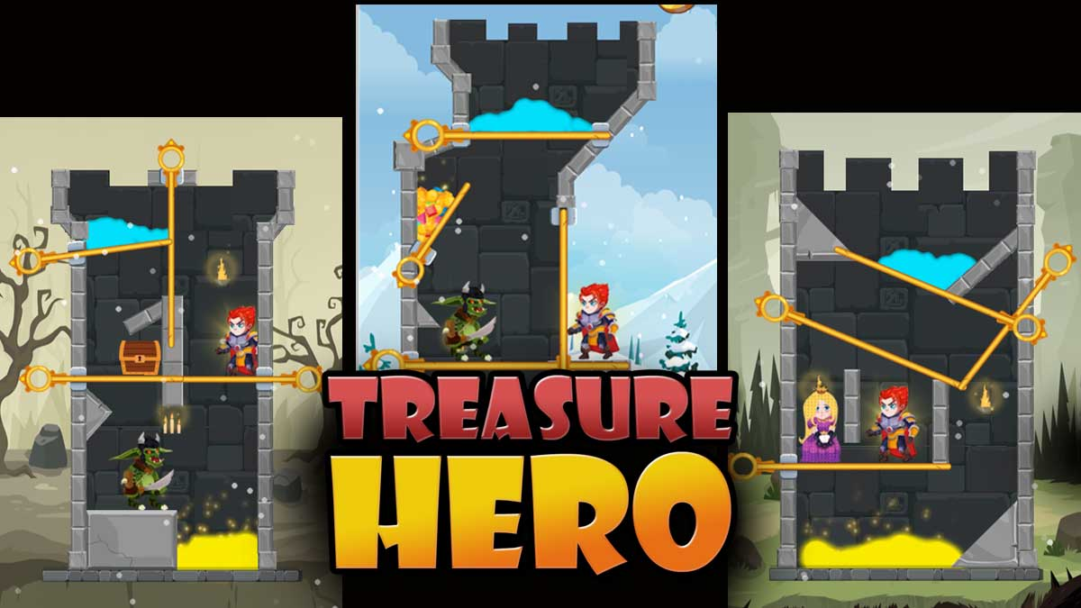 Treasure Hero Game